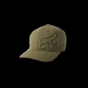 Czapka z daszkiem FOX Clouded Flexfit 2.0 zielony