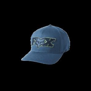 Czapka z daszkiem FOX Ellipsoid Flexfit niebieski