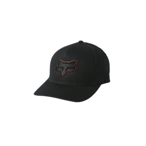 Czapka z daszkiem FOX Epicycle Flexfit 2.0 czarny