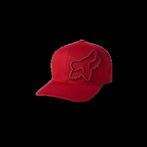 Czapka z daszkiem FOX Episcope Flexfit czerwony