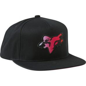 Czapka FOX Pyre Snapback OS czarny