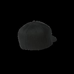 Czapka z daszkiem FOX Standard Flexfit czarny