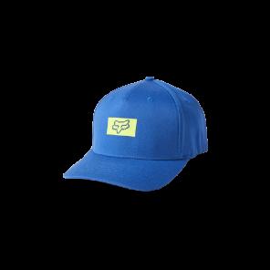 Czapka z daszkiem FOX Standard Flexfit niebieski