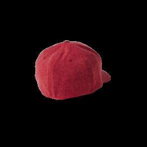 Czapka z daszkiem FOX Transposition Flexfit red