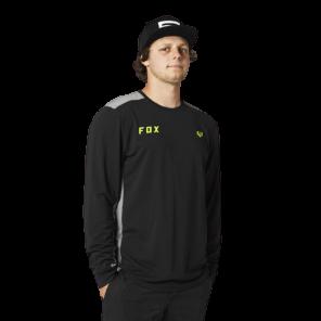 Koszulka Jersey FOX Starter czarny