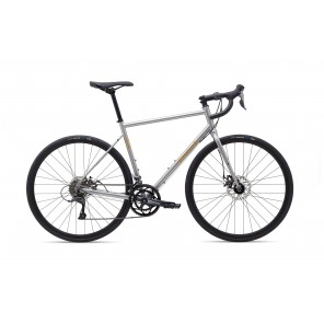 Rower MARIN Nicasio  700C srebrny 54