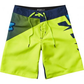 Boardshort Fox Junior Diamond Flo Yellow Y22