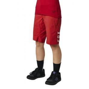 Spodenki FOX Lady Ranger czerwony