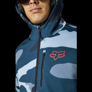 Kurtka FOX Ranger Tech niebieski camo