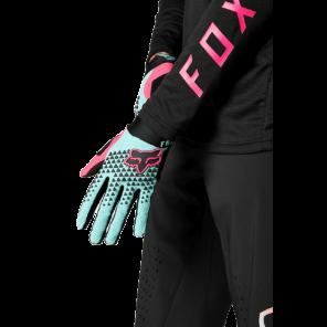 Rękawiczki FOX Defend S teal