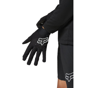 Rękawiczki FOX Junior Defend czarny