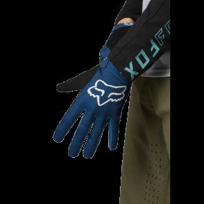 Rękawiczki FOX Junior Ranger niebieski