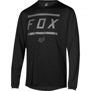 FOX DEMO CAMO BURN JERSEY-czarny-XL
