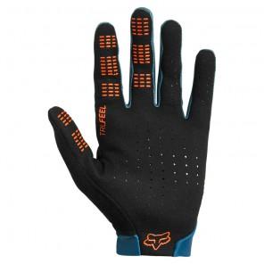 Rękawiczki FOX Flexair niebieski