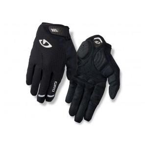 Rękawiczki damskie GIRO STRADA MASSA SG LF długi palec black roz. M (obwód dłoni 170-189 mm / dł. dłoni 161-169 mm) (NEW)