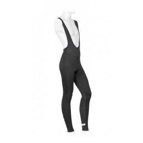 Spodnie ocieplane Bora Softshell, czarne, S