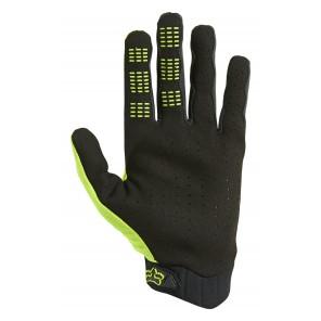 Rękawiczki FOX Flexair żółte