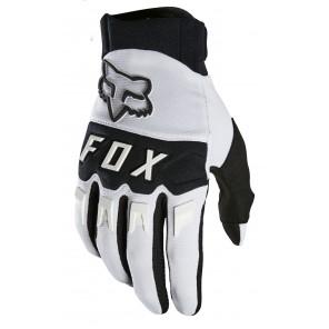 Rękawiczki FOX Dirtpaw białe