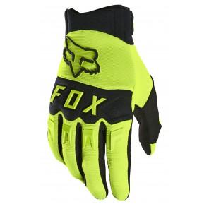 Rękawiczki FOX Dirtpaw żólte