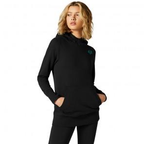 Bluza z kapturem FOX Lady Qualify czarny