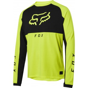 Jersey FOX Ranger DR Mid M żółty