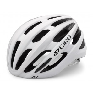 Kask szosowy GIRO FORAY INTEGRATED MIPS matte white silver roz. M (55-59 cm) (NEW)
