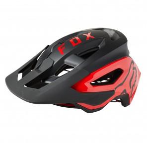 Kask FOX Speedframe Pro MIPS czarny/czerwony