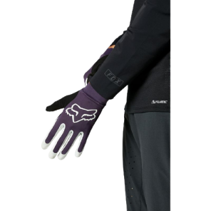 Rękawiczki FOX Flexair Fioletowy