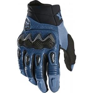 Rękawiczki FOX Bomber Steel niebieski