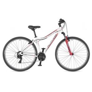 """HORIZON ASL 29 19"""" biało/czerwony, rower AUTHOR'19"""