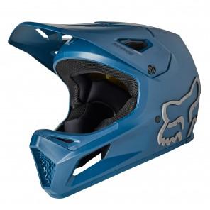 Kask FOX Rampage MIPS niebieski
