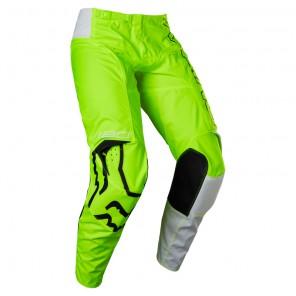 Spodnie FOX 180 Skew żółty