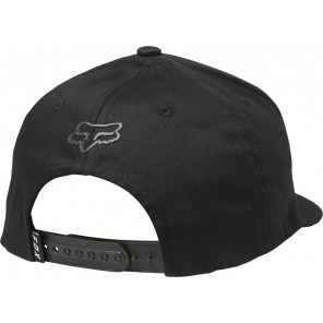 Czapka Z Daszkiem Fox Backslash Snapback Black Os