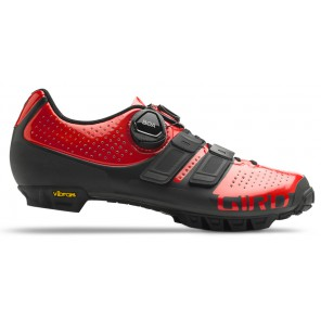 Buty damskie GIRO SICA TECHLACE bright red black roz.40 (NEW)