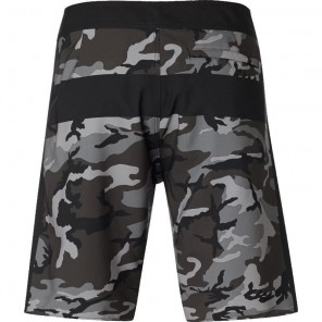 Boardshort Fox Camouflage Moth Black Camo 33