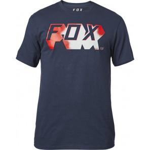 T-shirt Fox Bnkz Se Light Indigo