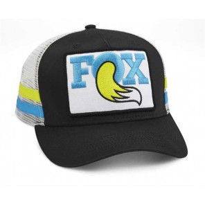 FOX czapka Throwback Trucker O/S
