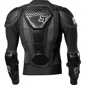 Koszulka Z Ochraniaczami Fox Junior Titan Sport Black Yos