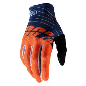 Rękawiczki 100% CELIUM pomarańczowe