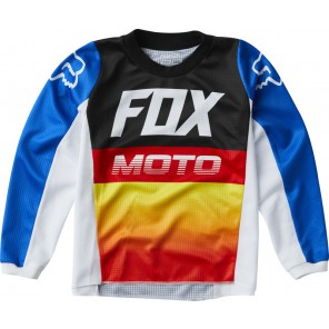 Bluza Fox Junior 180 Fyce Blue/red Km