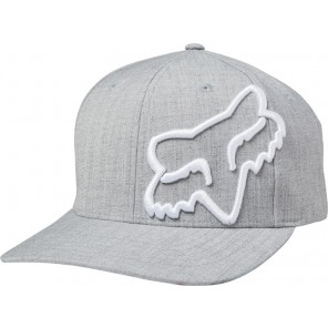 Czapka Z Daszkiem Fox Clouded Flexfit Steel Grey S/m