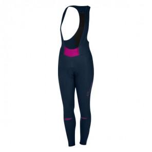 Castelli Damskie spodnie kolarskie Chic, czarno-różowe, rozmiar S, outlet