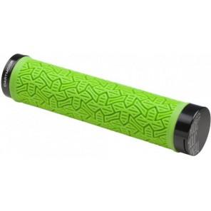 Chwyty kierownicy Icon 145mm, zielone