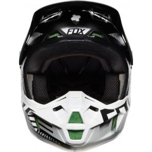 Kask Fox V-2 Union Pro Circuit Se White/black/green S