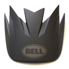 Daszek BELL SANCTION matt black (NEW)
