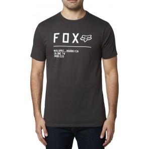 T-shirt Fox Non Stop Premium Black/white
