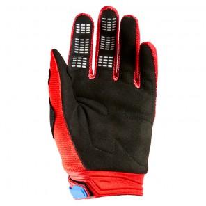 Rękawiczki FOX Junior 180 Skew czerwony