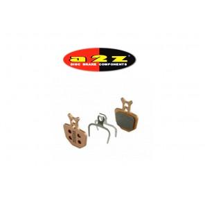 A2Z AZ-320S Formula ORO Gold klocki hamulcowe