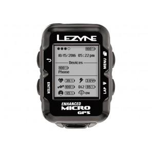 Komputer rowerowy LEZYNE Micro GPS (DWZ)