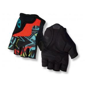 GIRO BRAVO rękawiczki juniorskie